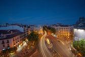 Glta de Bilbao, blue hour — Stock Photo
