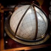 Globe ciel Vintage — Photo