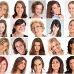 Women smiles — Stock Photo #66267091