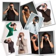 Photographers — Stock Photo #66267803