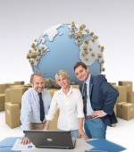 Distribution control — Stock Photo