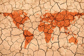 Desertification — Stock Photo