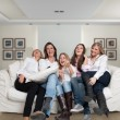 Family girls fun — Stock Photo #66271371