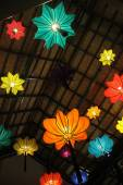 Chinese lanterns in Thailand — Stock Photo