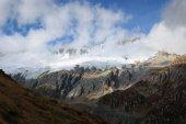 Valley of Goschenen — Stock Photo