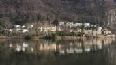Lavena Ponte Tresa — 图库照片