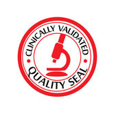 Selo de qualidade — Vetor de Stock