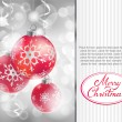 Christmas background — Stock Vector #59163079