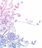 Greeting card for wedding or valentine day — Vetor de Stock