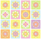 Cute pattern — Stock Vector