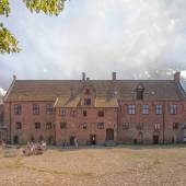 Esrum Kloster — Stock Photo
