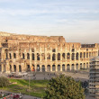 ������, ������: Rome Colosseum elevated view