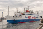 HH Ferries Editorial — Stock Photo