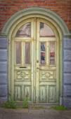 Rustic Doorway — Stock Photo
