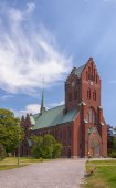Hassleholm Church — Stock Photo
