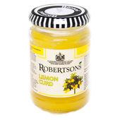 Robertsons Lemon Curd Jar — Stock Photo