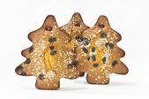 Novalty Christmas Cakes — Foto de Stock