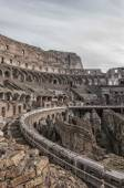 Rome Colosseum Inside — Stock Photo