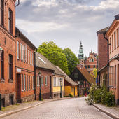 Roads of lund — Stock Photo