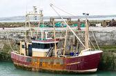 Rusty Old Trawler — Stock Photo