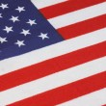 United States flag — Stock Photo #76166601