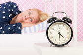 Mature woman with insomnia — Stock Photo