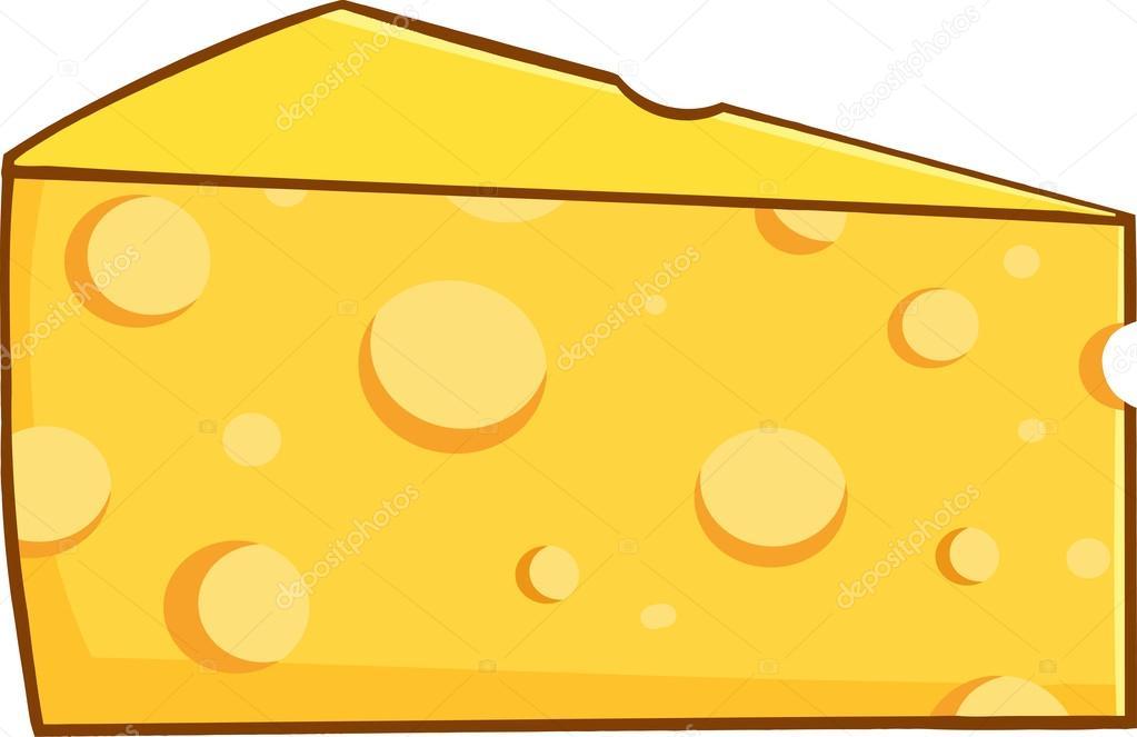 Queso Dibujo dibujos animados de queso