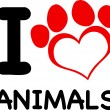 http://st2.depositphotos.com/1007168/6106/v/110/depositphotos_61068715-I-Love-Animals-With-Paw.jpg