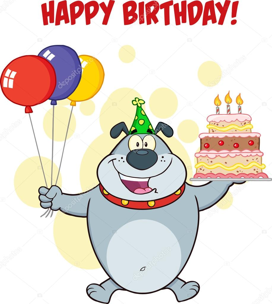 Поздравление персонажа с днем рождения
