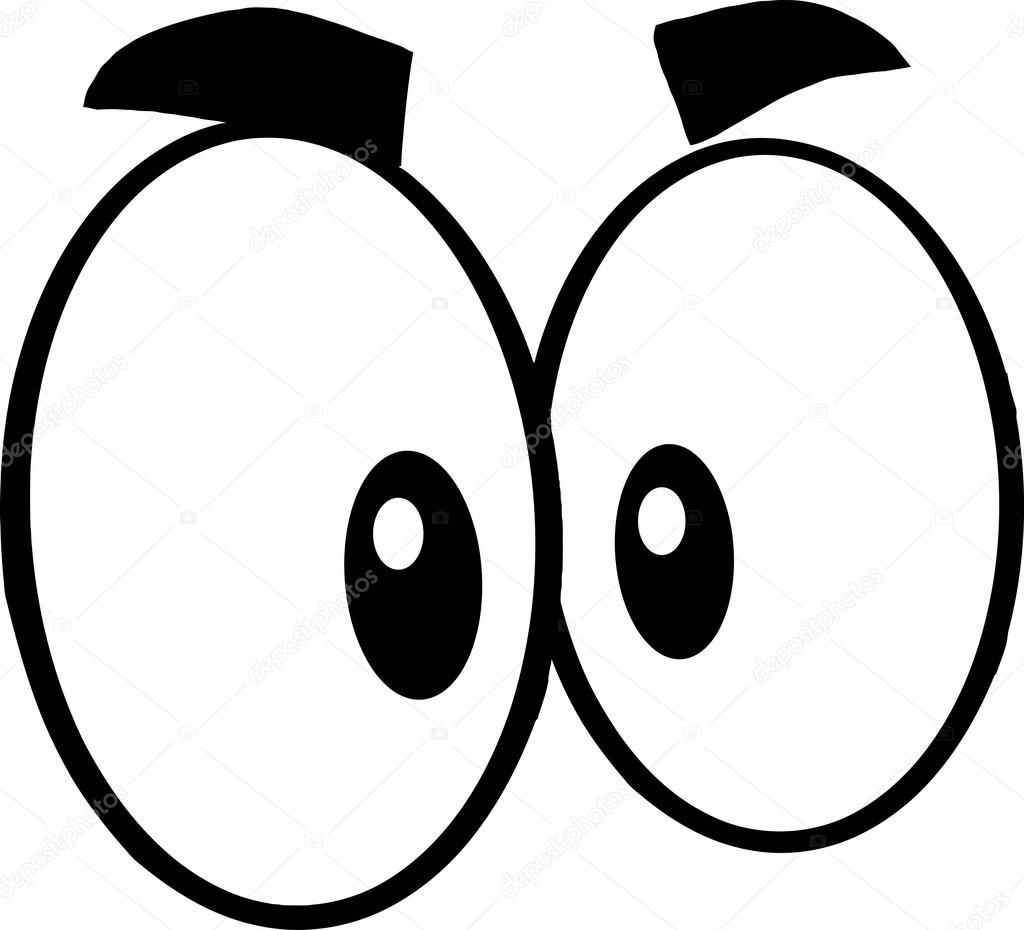 mad cartoon eyes � stock vector 169 hittoon 61077519