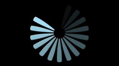 Download progress bar — Stock Video