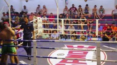Muay Thai box matches — Vidéo