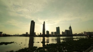 Ho Chi Minh City — Stock Video