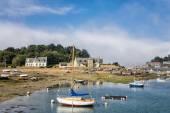Port w bretanii — Zdjęcie stockowe