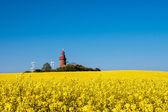 The lighthouse of Bastorf — Stock Photo