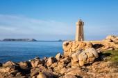 Atlas Okyanusu kıyılarında Brittany — Stok fotoğraf