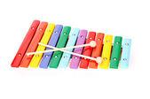 Baby xylophone — Stock Photo