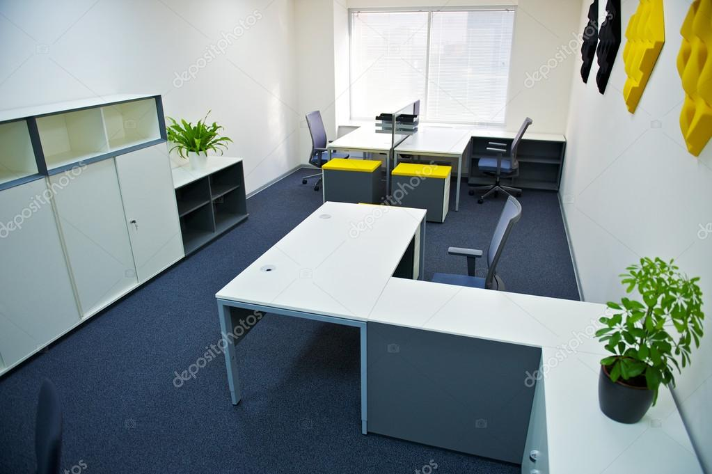 Moderne kantoor interieur stockfoto postnikov 72288485 for Kantoor interieur ideeen
