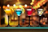 Martini — Stock Photo