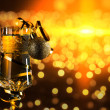 Glass with champagne — Stock Photo #59971493
