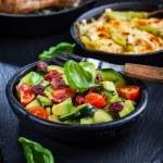 Avocado salad — Stock Photo #66700761