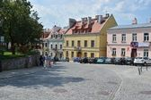 Sandomierz Town View — Stock Photo