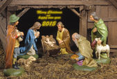 New year and christmas 2015 — Stock Photo