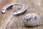 新的一年到 2015 — 图库照片