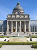 House of Bavarian Government in Munich — Stock Photo