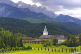 Castle Elmau — Stock Photo