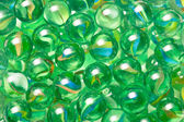 Glass marble balls — Stock Photo