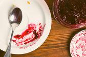 Fruity jam — Stock Photo