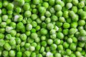 Frozen peas — Photo