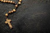 Rosary beads — Stok fotoğraf